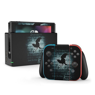 Nintendo Switch Skin - Nevermore