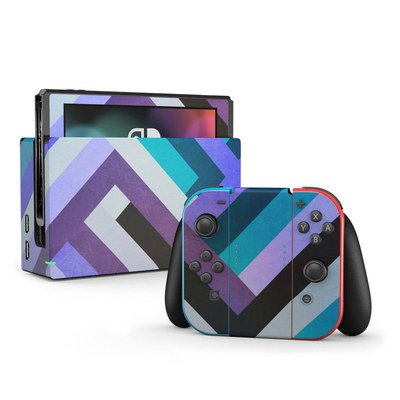 Nintendo Switch Skin - Ocean Light