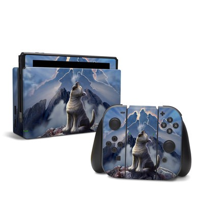 Nintendo Switch Skin - Leader of the Pack