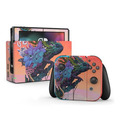 Nintendo Switch Skin - Phantasmagoria