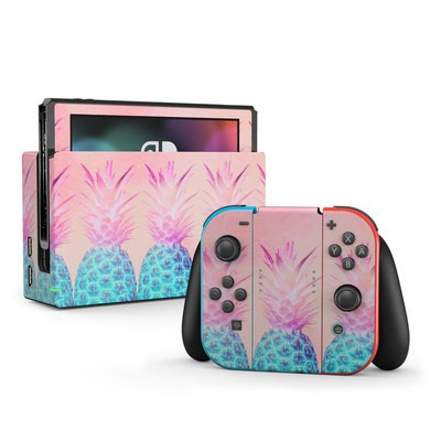 Nintendo Switch Skin - Pineapple Farm