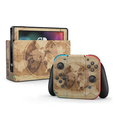 Nintendo Switch Skin - Quest