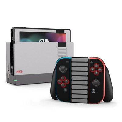 Nintendo Switch Skin - Retro Horizontal