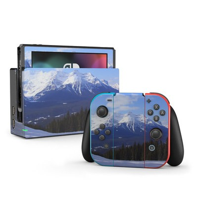 Nintendo Switch Skin - Rockies