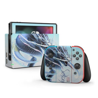 Nintendo Switch Skin - RYU 2