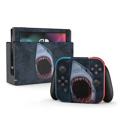 Nintendo Switch Skin - Shark