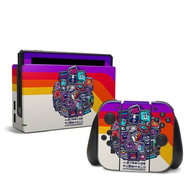 Nintendo Switch Skin - Singularity
