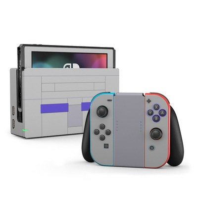 Nintendo Switch Skin - SNES