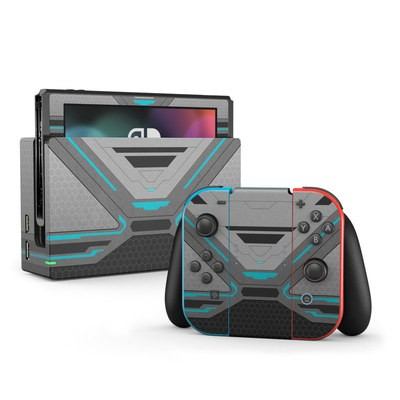Nintendo Switch Skin - Spec