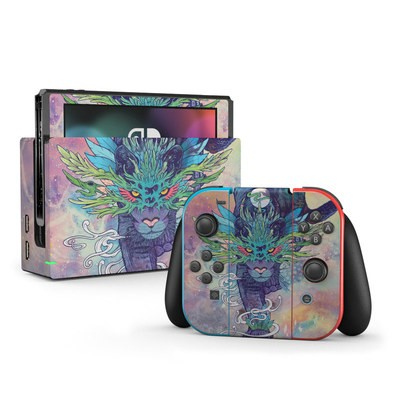 Nintendo Switch Skin - Spectral Cat