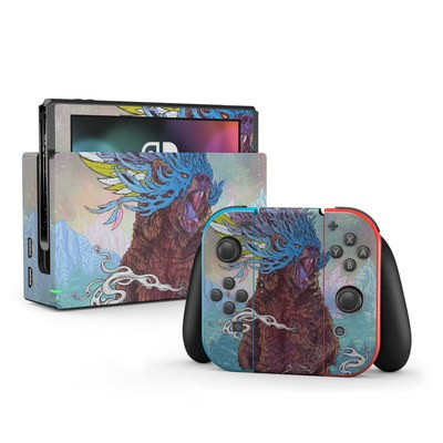 Nintendo Switch Skin - Spirit Bear