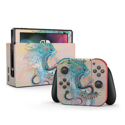 Nintendo Switch Skin - Spirit Ermine