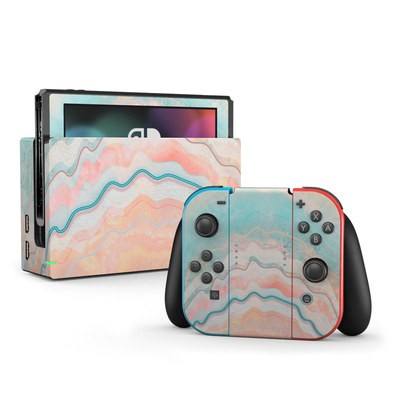 Nintendo Switch Skin - Spring Oyster