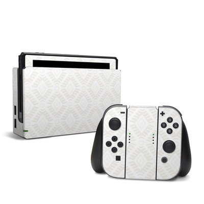 Nintendo Switch Skin - Stamped Diamond