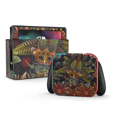 Nintendo Switch Skin - Star Creatures