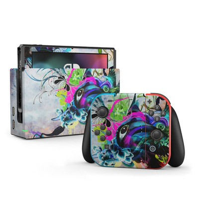Nintendo Switch Skin - Streaming Eye