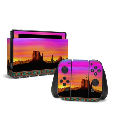 Nintendo Switch Skin - South West
