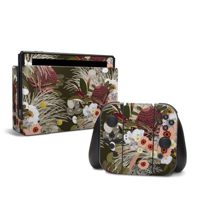 Nintendo Switch Skin - Teagan Pampas Grass