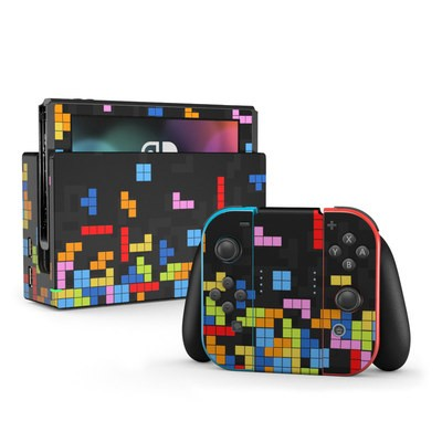 Nintendo Switch Skin - Tetrads