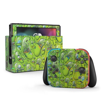 Nintendo Switch Skin - The Hive