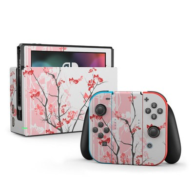 Nintendo Switch Skin - Pink Tranquility