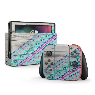 Nintendo Switch Skin - Traveler