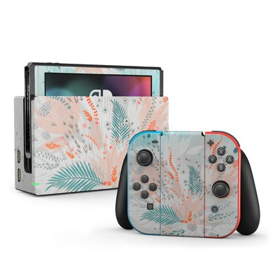 Nintendo Switch Skin - Tropical Fern