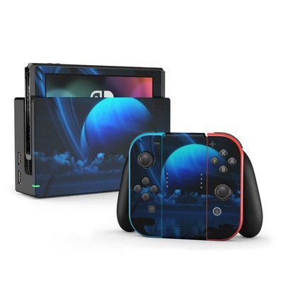 Nintendo Switch Skin - Tropical Moon