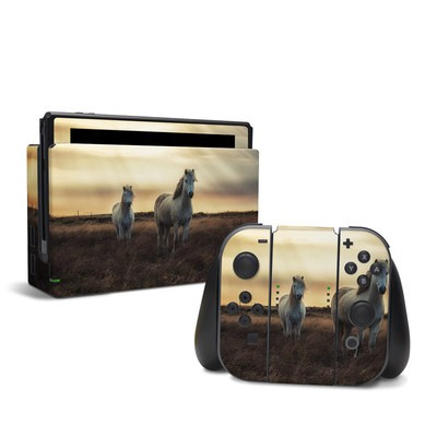 Nintendo Switch Skin - Hornless Unicorns