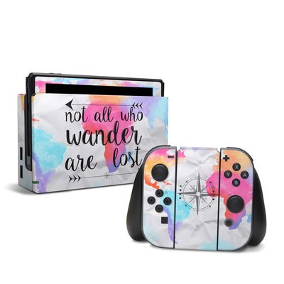 Nintendo Switch Skin - Wander
