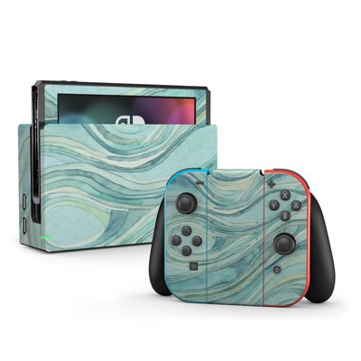 Nintendo Switch Skin - Waves