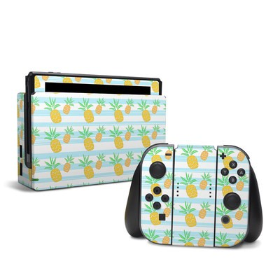 Nintendo Switch Skin - Welcome