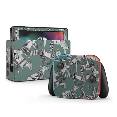 Nintendo Switch Skin - Woodland Fox