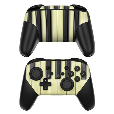 Nintendo Switch Pro Controller Skin - Concerto