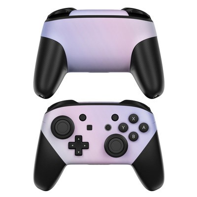 Nintendo Switch Pro Controller Skin - Cotton Candy