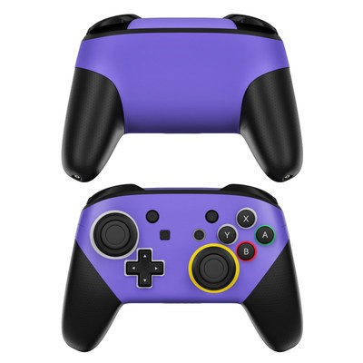 Nintendo Switch Pro Controller Skin - Cubed