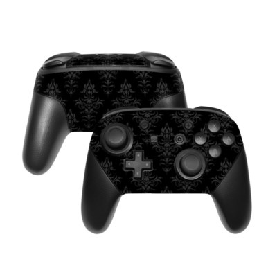 Nintendo Switch Pro Controller Skin - Deadly Nightshade