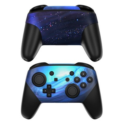 Nintendo Switch Pro Controller Skin - Hidden Forces