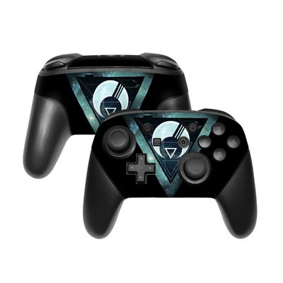 Nintendo Switch Pro Controller Skin - Hyperion
