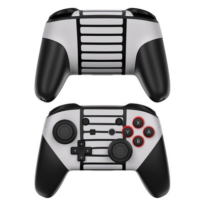 Nintendo Switch Pro Controller Skin - Retro Horizontal