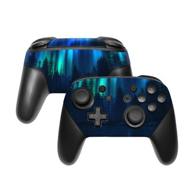 Nintendo Switch Pro Controller Skin - Song of the Sky