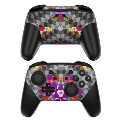 Nintendo Switch Pro Controller Skin - The Eye