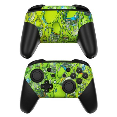 Nintendo Switch Pro Controller Skin - The Hive