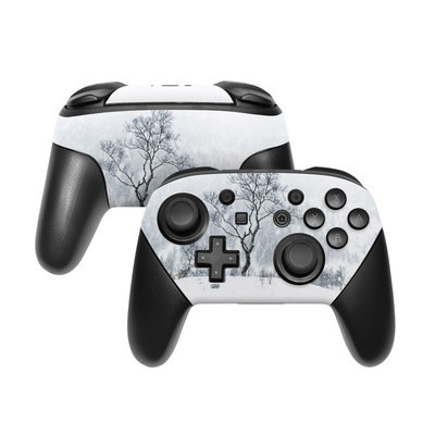Nintendo Switch Pro Controller Skin - Winter Is Coming