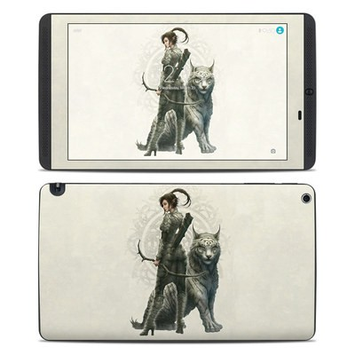 Nvidia Shield Tablet Skin - Half Elf Girl