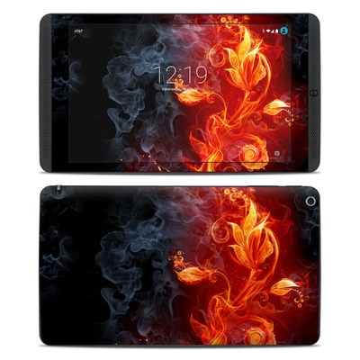 Nvidia Shield Tablet Skin - Flower Of Fire