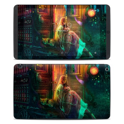 Nvidia Shield Tablet Skin - Gypsy Firefly