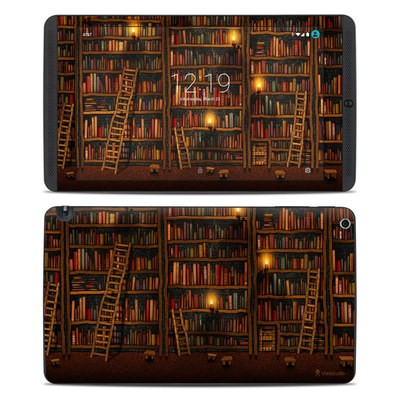 Nvidia Shield Tablet Skin - Library