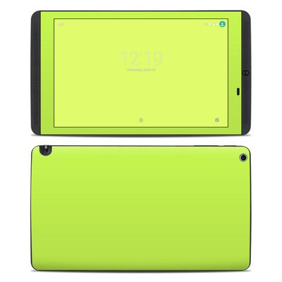 Nvidia Shield Tablet Skin - Solid State Lime