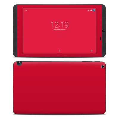 Nvidia Shield Tablet Skin - Solid State Red
